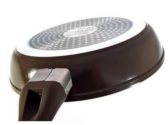 Сковорода Chocolate Line d=24 см Lessner 88364-24, фото 2