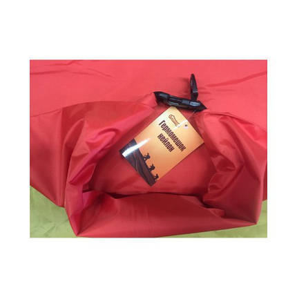 Гермомешок Nylon PVC 20л. красный Tramp TRA-102, фото 2