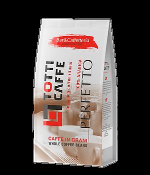 Кофе в зернах TOTTI Caffe PERFETTO, пакет 1000г