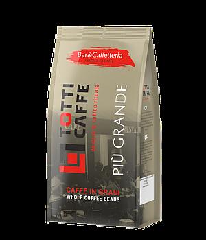 Кофе в зернах TOTTI Caffe PIU GRANDE, пакет 1000г