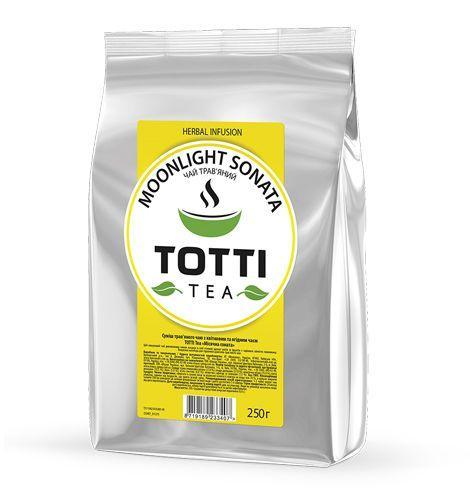 """Чай трав'яний TОТТІ Tea """"Місячна Соната"""",  250г"""