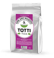 """Чай чорний ТОТТІ Tea """"Ерл Грей Маджестік"""", листовий, 250г"""