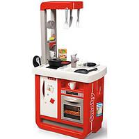 Smoby Интерактивная детская игровая кухня Бон Аппетит красная 310819 Bon Appetit Tefal Kitchen