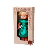 """Кукла """"Нарядная"""" 40 см (зеленый) В202/З"""