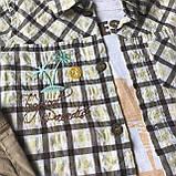 Летний джинсовый с рубашкой костюм на мальчика 34. Размер 80 см, 86 см, фото 2