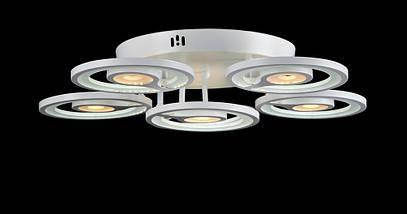 Светодиодная люстра LK17/6 LED (WT), фото 3