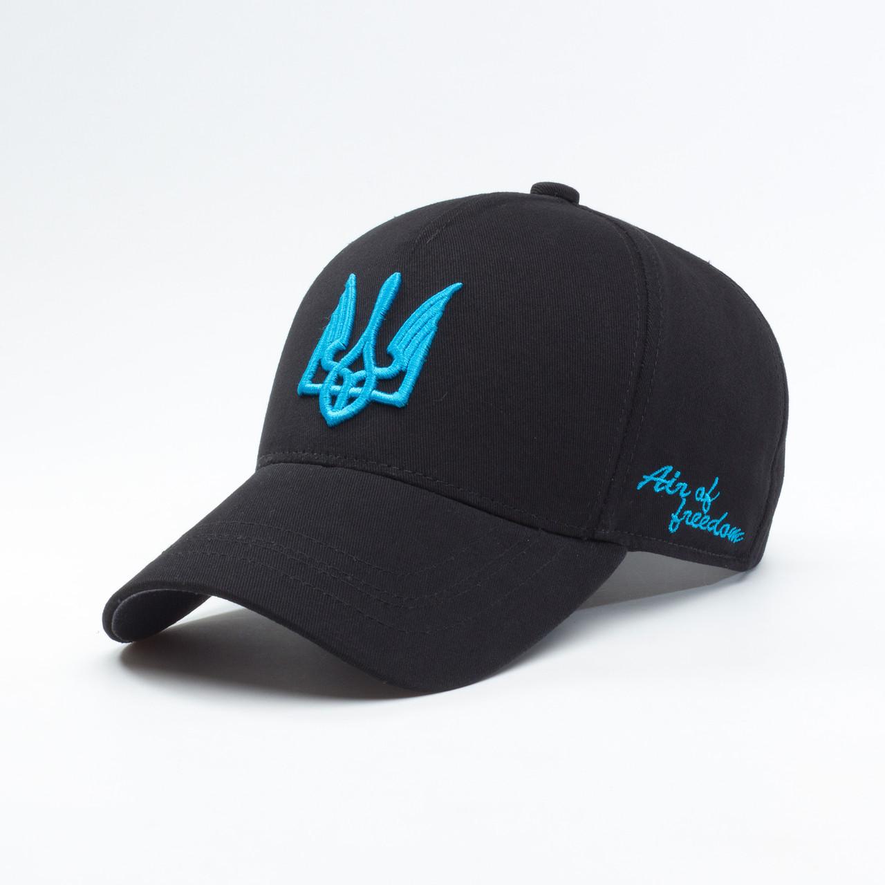 Купить Кепка бейсболка мужская INAL air of freedom XL / 59-60 RU Черный 35459