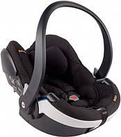 Детское автокресло переноска для новорожденных BeSafe iZi Go Modular iSize Fresh Black Cab Черное (590064)(7043485900642)