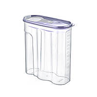 Емкость для сыпучих продуктов 4 лт Irak Plastik (SA-945)