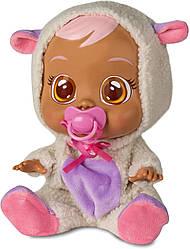 Кукла пупс плакса милая Ламми Лама MC Toys Cry Babies  Lammy