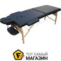 Массажный стол Relax HY-20110 черный