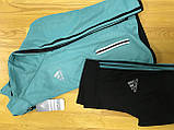Женский спортивный костюм комплект Adidas Адидас (L/XL), фото 5