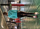 Женский спортивный костюм комплект Adidas Адидас (L/XL), фото 6