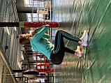 Женский спортивный костюм комплект Adidas Адидас (L/XL), фото 7
