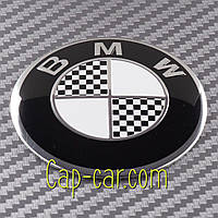 Наклейки для дисків з емблемою BMW. ( БМВ ) Ціна вказана за комплект з 4-х штук