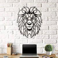 Объемная картина из дерева Craftua Lion