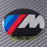 Наклейки для дисков с эмблемой BMW M. ( БМВ М ) Цена указана за комплект из 4-х штук