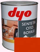 Авто эмаль алкидная DYO оранжевая 1025 (1 л.)