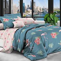 """Комплект постельного белья """"Тропический сад"""""""
