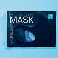 Защитная маска для лица. Неопреновая многоразовая маска.
