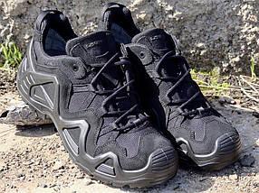 Тактические кроссовки LOWA Zephyr GTX LO TF Black  ( 306310/999) все размеры