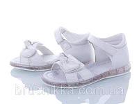Детские босоножки Clibee для девочки ,размеры 27.31.32(белый)