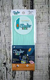 Набор Стержней Для 3D-Ручки 3Doodler Start мятный 3DS-ECO02-MINT-24 KIDDISVIT