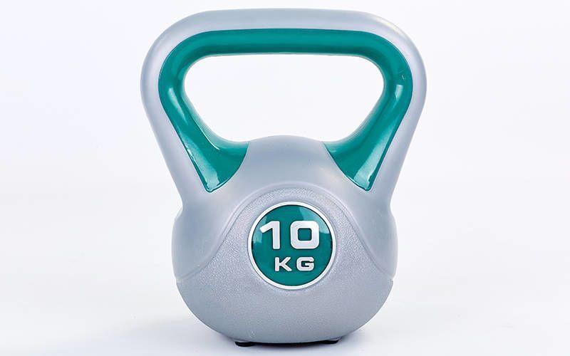 Гиря пластиковая Sport TA-5734-10 10 кг