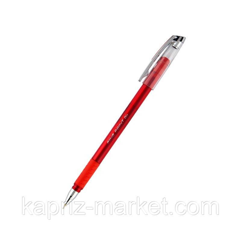 Ручка кулькова, колір червоний