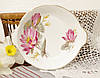 Миниатюрная фарфоровая тарелочка, блюдце для колец, розетка для варенья от Royal GRAFTON, Англия