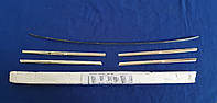 Хром накладка на решетку радиатора mercedes sprinter 2003