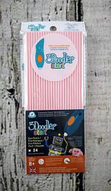 Набор Стержней Для 3D-Ручки 3Doodler Start (Пастельно-Розовый) 3DS-ECO18-BPINK-24