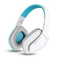 Беспроводные Bluetooth наушники Kotion EACH B3506 со складной конструкцией (Бело-голубой), фото 1
