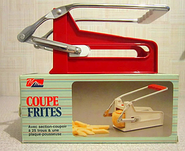 Овощерезка для картофеля фри Coupe Frites   Ручная картофелерезка, фото 2