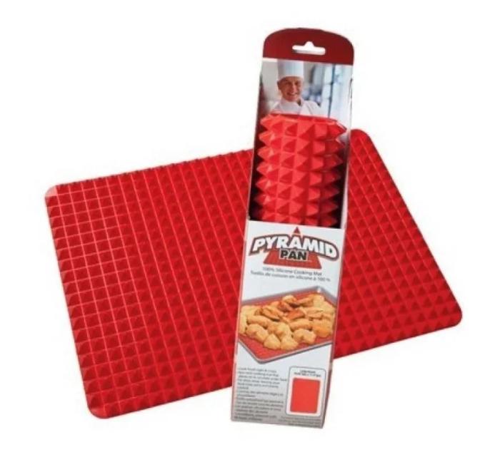 Силиконовый коврик Pyramid Pan   Антипригарный коврик для готовки