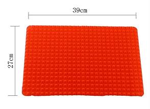 Силиконовый коврик Pyramid Pan   Антипригарный коврик для готовки, фото 2