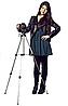 Универсальный штатив Tripod 330A | Штатив для телефона и камеры, фото 4