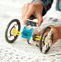Конструктор робот на солнечных батареях Solar Robot 14 в 1 | Игрушка робот, фото 2