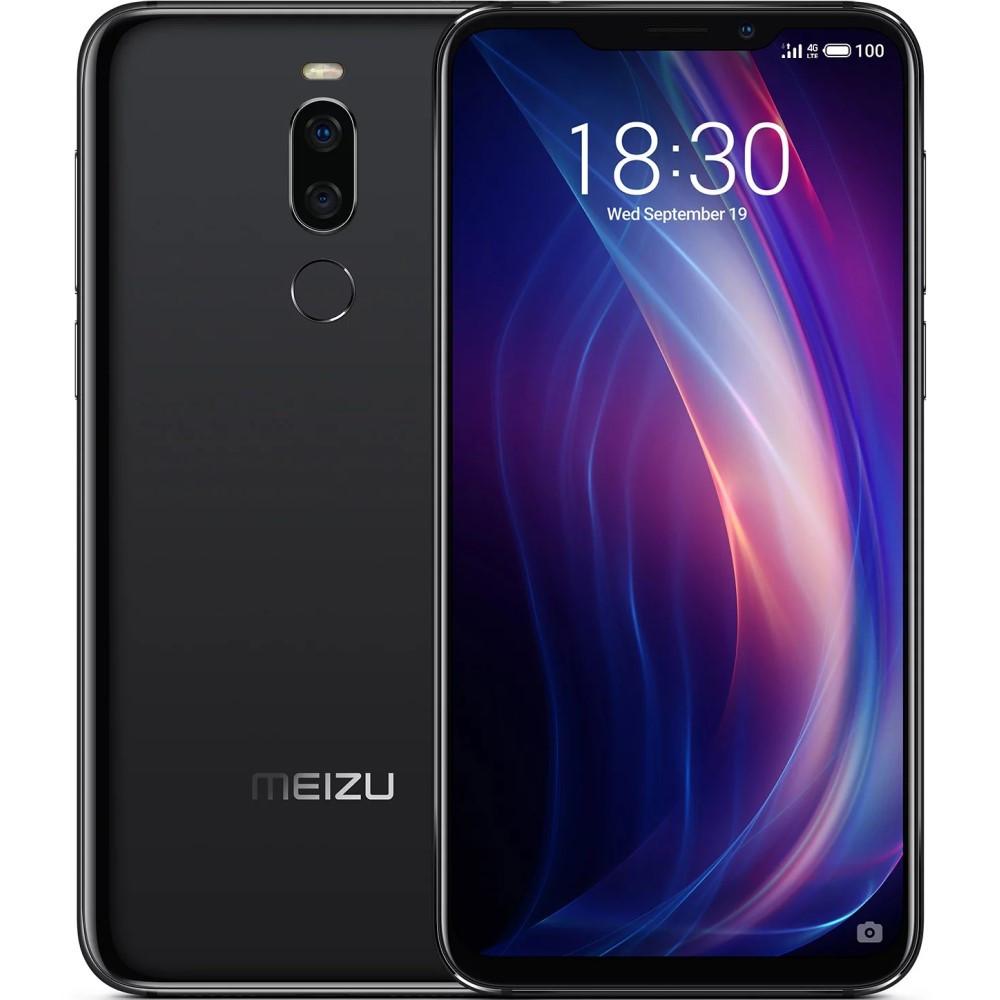 Смартфон Meizu X8 (4/64GB) Black + Подарок Защитное Стекло