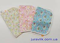 Пеленка-клеенка для новорожденных 35х50 Бемби