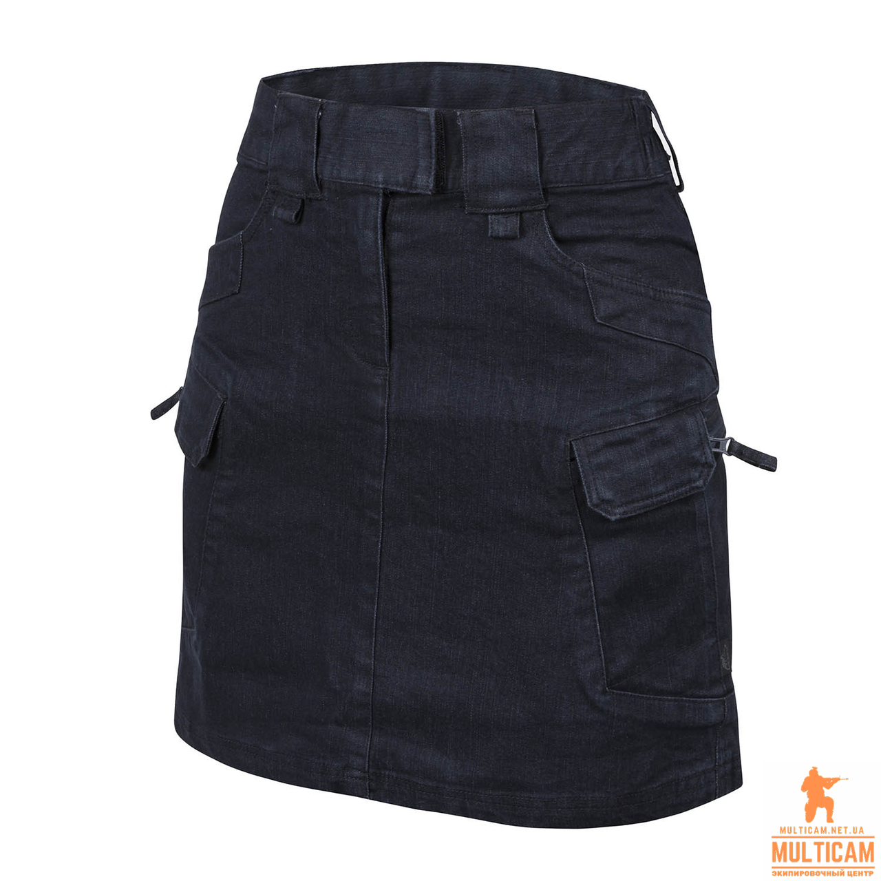 Юбка женская Helikon-Tex® UTL SKIRT® (Urban Skirt®) - Denim - Denim Blue