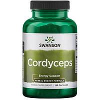 Экстракт Кордицепса, 600 мг. 120 капсул