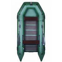 Надувная лодка Ладья ЛТ-330МЕ с подвижным сиденьем