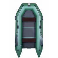 Надувная лодка Ладья ЛТ-310МВ со сланью-книжкой