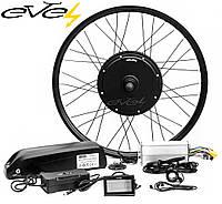 Электронабор Evel для велосипеда 1000w 48v Li-io заднее с рекуперацией, фото 1