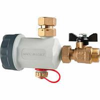 """RE6170110 Магнитный фильтр-шламоотделитель FDM 1P 3/4"""" 90°C/600 μ/3 bar Atlas Filtri"""