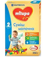 Milupa Смесь молочная 2, 350г (6-12 мес)