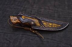 """Нож ручной работы """"Золотой век"""", N690, фото 3"""