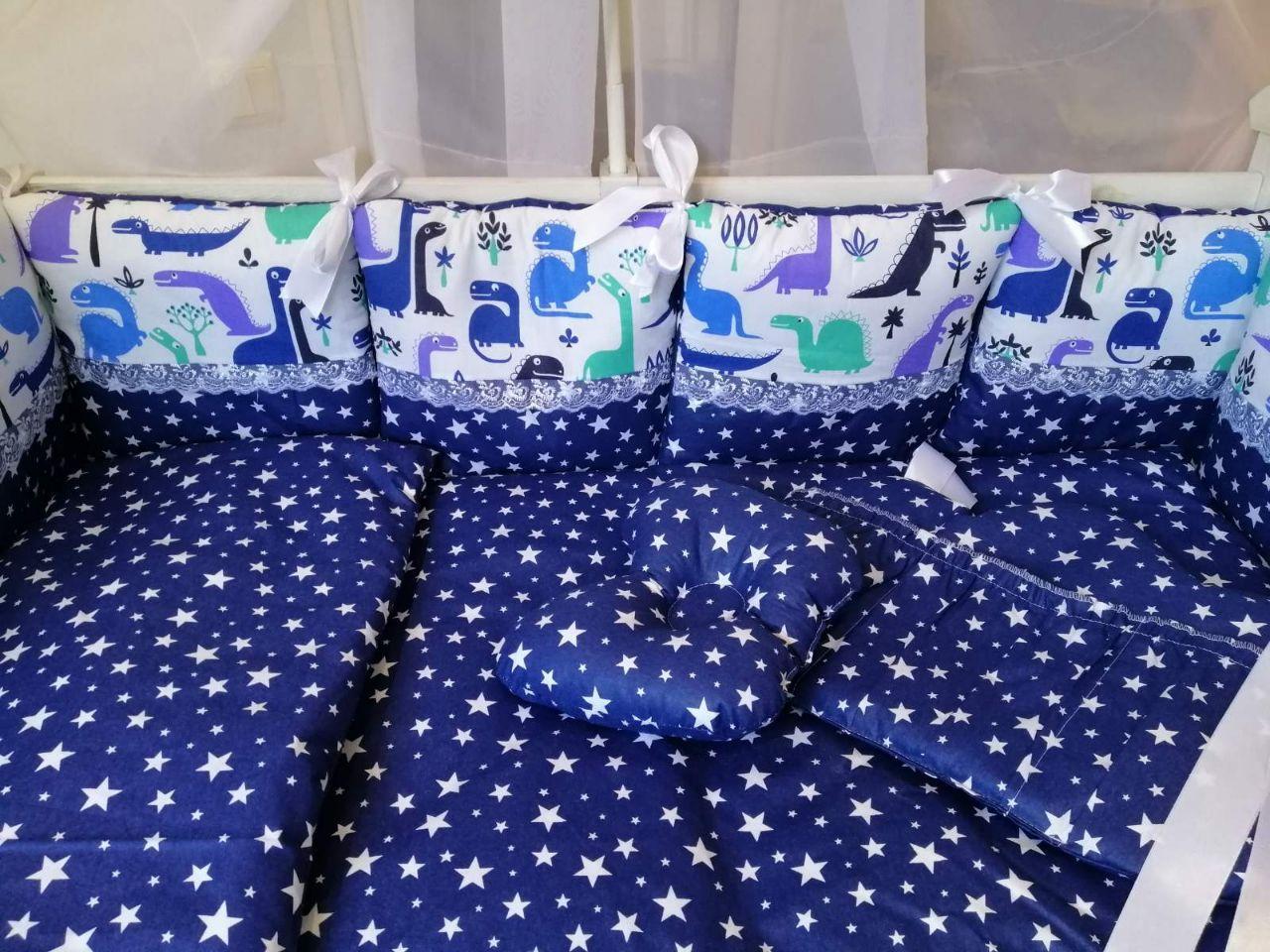 Детский постельный набор в кроватку TM Bonna Comfort