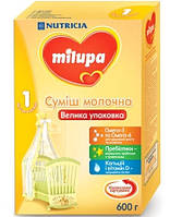 Milupa Смесь молочная 1, 600г (0м+) Суміш молочна суха